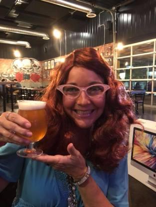 Lily LaRue Beer
